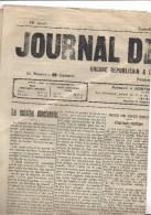 Meuse JOURNAL DE MONTMEDY N°7 Du Samedi 12.2.1927  .......G - Journaux - Quotidiens