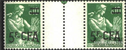 Reunion 420 Between Steg Couple (completely.issue.), Assessment For Individual Brands Unmounted Mint / Never Hinged 1962 - Réunion (1852-1975)
