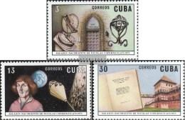 Kuba 1874-1876 (completa Edizione) MNH 1973 Nicholas Copernico - Nuevos