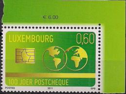 2011 Luxemburg Mi. 1925**MNH - Nuevos