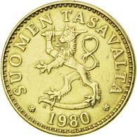 Monnaie, Finlande, 20 Pennia, 1980, SUP, Aluminum-Bronze, KM:47 - Finlande