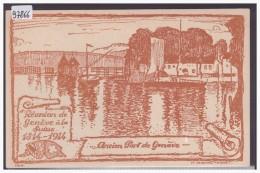 GENEVE - REUNION A LA SUISSE 1914 - ANCIEN PORT DE GENEVE - TB - GE Geneva