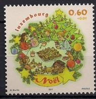 2011 Luxemburg Mi. 1930**MNH  Weihnachten - Nuevos