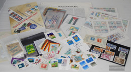 All World Treasure Chest Number. 206 - Lots & Kiloware (mixtures) - Min. 1000 Stamps