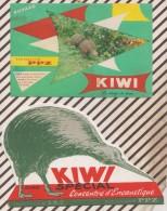 514 BUVARD CIRAGE DE LUXE KIWI PPZ Lot De 5 Pieces - Wash & Clean