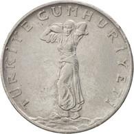Turquie, 25 Kurus, 1967, TTB+, Stainless Steel, KM:892.3 - Turquie