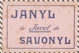 515 BUVARD JANYL LE JAVEL SAVONYL Rousseurs - Wash & Clean
