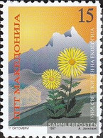 Makedonien 101 (complete Issue) Unmounted Mint / Never Hinged 1997 Day The Environment - Macedonia