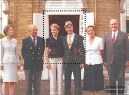 Belgium Block74 (complete Issue) Unmounted Mint / Never Hinged 1999 Wedding - Blocks & Sheetlets 1962-....