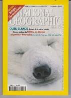 NATIONAL  GEOGRAPHIC  : FAMILLES OURS BLANCS / NIL BLEU EN ETHIOPIE /1ers AMERICAINS (carte Amérique Hier Et Aujourdh'ui - Animals