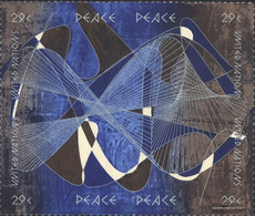 UN - New York 653-656 Block Of Four (complete Issue) Unmounted Mint / Never Hinged 1993 Day Of Peace - New York – UN Headquarters