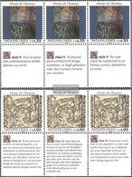 UN - Geneva 192-193 Sechserblocks (complete Issue) Unmounted Mint / Never Hinged 1990 Human Rights - Geneva - United Nations Office