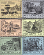 Vatikanstadt 657-662 (complete Issue) Unmounted Mint / Never Hinged 1975 Monumental Years - Unused Stamps