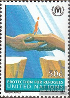 UN - New York 667 (complete Issue) Unmounted Mint / Never Hinged 1994 Refugee Protection - New York – UN Headquarters