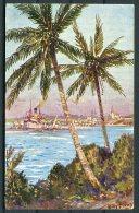 WW1 Germany South West Africa Deutsche Kolonialkriegerdank Patriotic Art Postcard Willy Stower - Patriotic