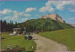 Italie °° PASSO DURAN 1601 M - Dolomiti . Verso Mont Pelmo 3168 M - écrite 1983 - Aosta
