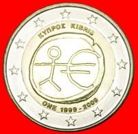 CYPRUS, CHYPRE, ZYPERN 2 € Commemorative Euro Coin 2009 UNC EMU - Chipre