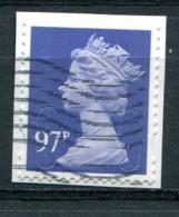 Grande Bretagne 2014 - YT 3987 (o) Sur Fragment - 1952-.... (Elisabeth II.)