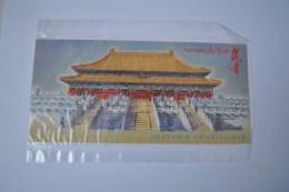 Souvenir Philatélique Nouvel An Chinois 2008 (sous Blister) Année Du Rat - Chines. Neujahr