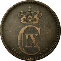 Monnaie, Danemark, Christian IX, 5 Öre, 1891, TB+, Bronze, KM:794.1 - Dänemark