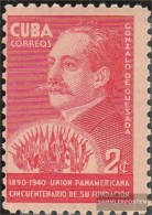 Cuba 164 (complete Issue) Unmounted Mint / Never Hinged 1940 Pan American Union - Nuovi