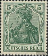 German Empire 85II A War Pressure Unmounted Mint / Never Hinged 1915 Germania - Unused Stamps
