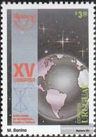 Uruguay 1985 (complete Issue) Unmounted Mint / Never Hinged 1993 Congress The Postal Union - Uruguay