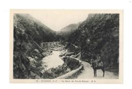 Itxassou - La Route Du Pas De Roland - Itxassou
