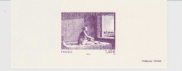 2012 - GRAVURE OFFICIELLE - Edward HOPPER (1882-1967) - N° YT : 4633 - Epreuves De Luxe