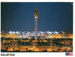(121) Malaysia Airport - Kuala Lumpur - Aerodrome