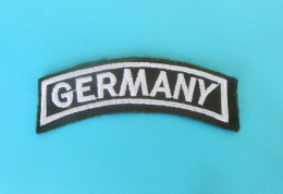 SFOR - United Nations Peacekeeping Mission In Bosnia Patch GERMANY ARMY Deutschland Armee Flicken UN Forces Ecusson - Patches