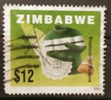 2002 ZIMBABWE. USADO - USED. - Zimbabwe (1980-...)