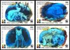(WWF-293) W.W.F. Kyrgyzstan 40th Anniversary WWF MNH Stamps 2001 - W.W.F.