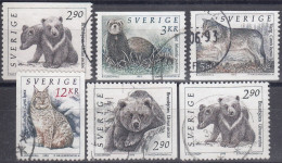 Suecia 1993 Nº 1738/38A  Usado - Sweden