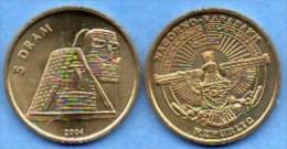 NAGORNO KARABAKH ( ARMENIE )  5 Dram  2004  UNC / NEUVE