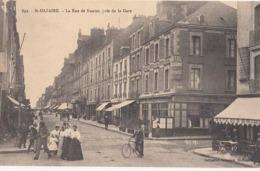 Dep 44 -St Nazaire - CLa Rue De Nantes, Prés La Gare : Achat Immédiat - Saint Nazaire