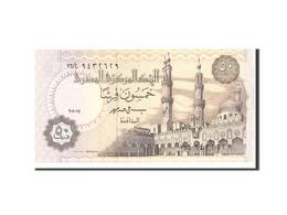 Égypte, 50 Piastres, 1995, KM:62b, 1995-07-06, NEUF - Egypte