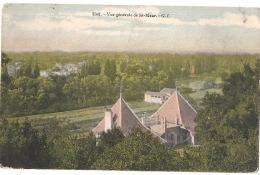 -94- Vue Générale De Saint Maur -colorisée TB Voyagé - Saint Maur Des Fosses