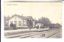 FINLAND IMATRA RAILWAY STATION - Finland