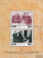 Nord-Korea 3756-3757 Minifoglio (completa Edizione) Usato 1995 Nazionale Il VR Cina - Korea, North