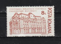 1991 - Biblotheque Universitaire  Mi No 4759 Et YV  No 3984  MNH - 1948-.... Republiken