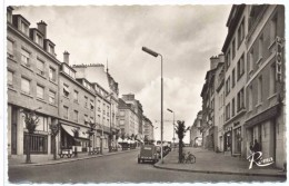 CPSM Lorient Le Cours De La Bove  2CV - Lorient