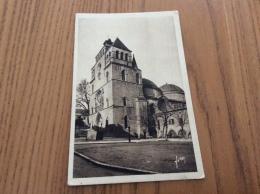 "CPA ""CAHORS (46) La Cathédrale Saint-Etienne"" N°2 - Cahors"