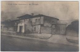 Moldova - Chisinau - Casa Veche Romaneasca - Moldavie
