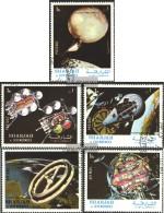 Sharjah 1000A-1004A (completa Edizione) Usato 1972 Studio Di Sistema Solare. - Sharjah