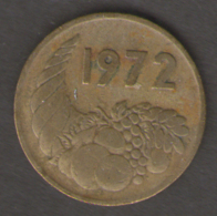 ALGERIA 20 CENTIMES 1972 - Algeria