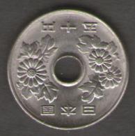 GIAPPONE 50 YEN 1974 - Giappone