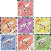 Kuba 1103-1109 (completa Edizione) MNH 1965 International Giochi Sportivi - Nuevos