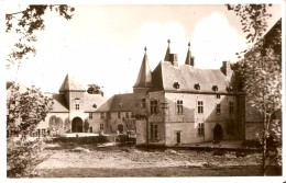 YVOIR - SPONTIN (5330) : Château, XIIè-XVIè Siècle - Côté Nord. CPSM. - Yvoir
