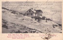 ERZHERZOG OTTO HAUS - RAX (1715 M) - PÄCHTER : CAMILLO KRONICH - PRÉCURSEUR / FORERUNNER : ANNÉE / YEAR ~ 1900 (u-589) - Neunkirchen